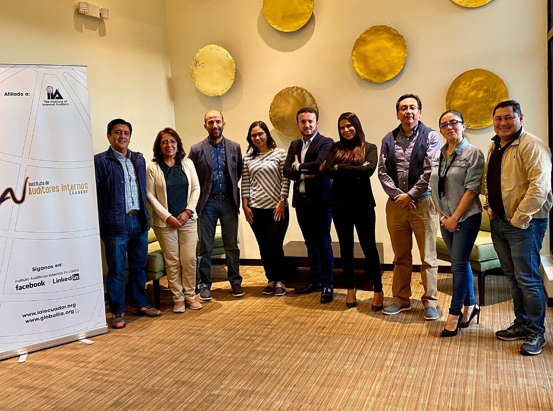 Directorio Del Instituto De Auditores Internos De Ecuador - Período 2020 - 2021
