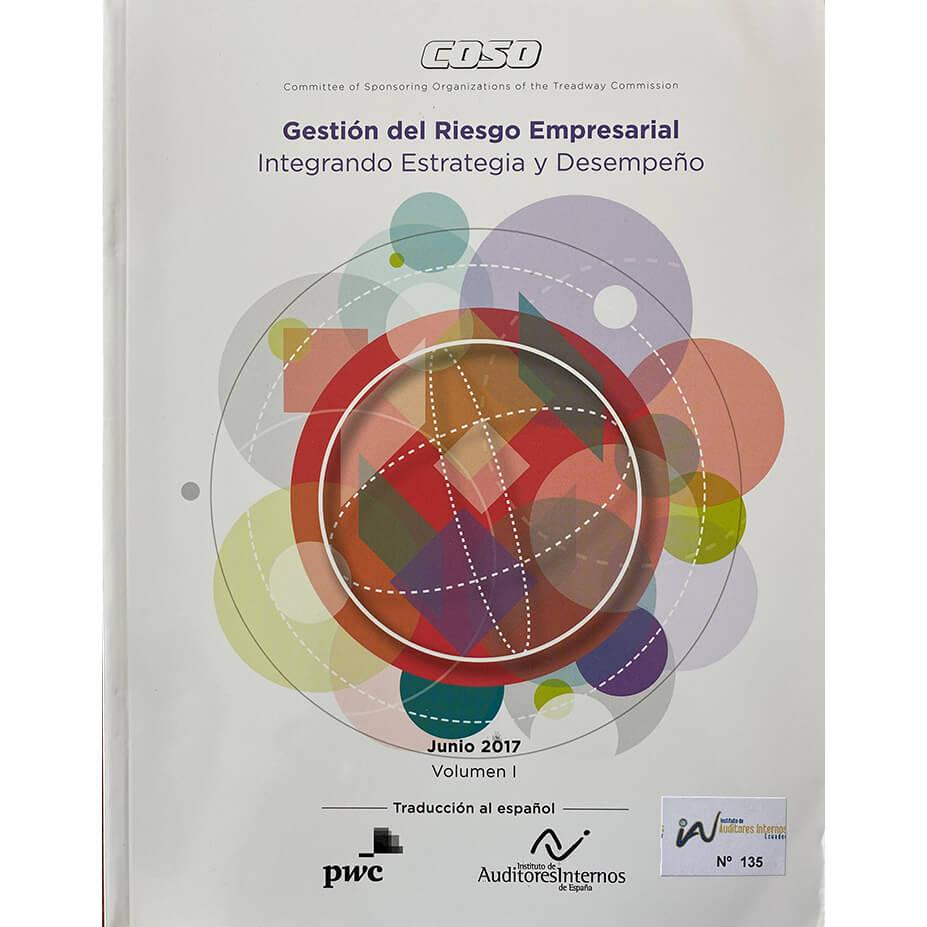 COSO ERM - Libro Gestión De Riesgo Empresarial