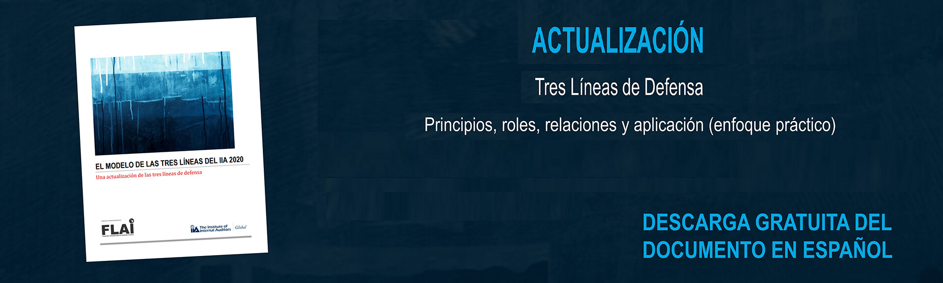 Tres Líneas de Defensa
