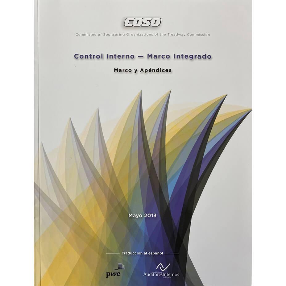 Pack De Libros De COSO 2013 (La Biblia Del Control Interno)