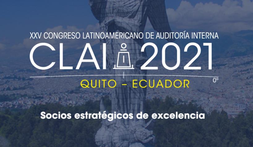 Clai 2021 - Quito, Ecuador